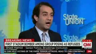 Brookings Expert Suggests Only One Terrorist Among All Refugees