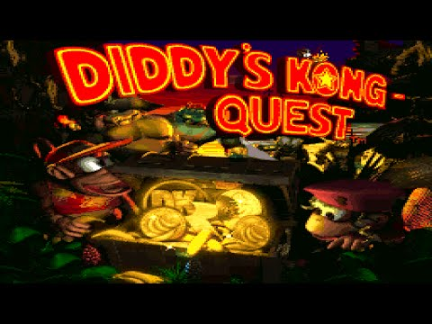 David Wise - Donkey Kong Country 2 Forest Interlude Web Woods