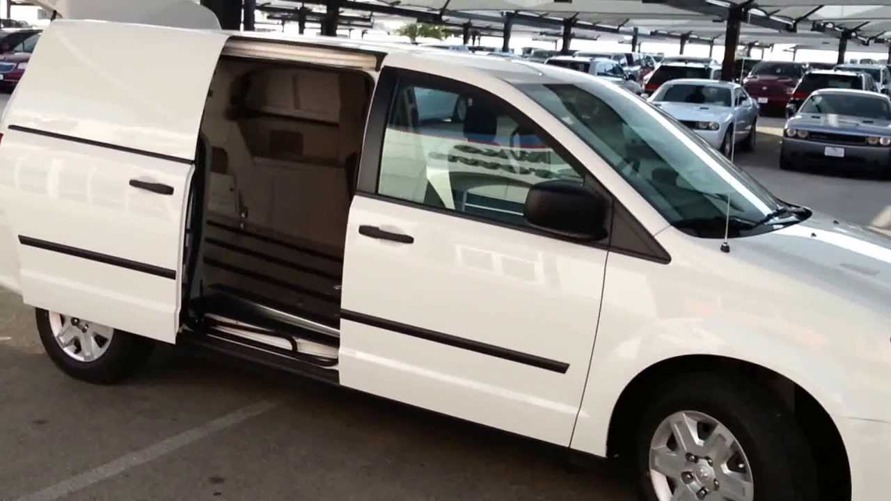 all new 2013 ram c v tradesman cargo mini van pwr bluetooth for commercial fleet use youtube. Black Bedroom Furniture Sets. Home Design Ideas