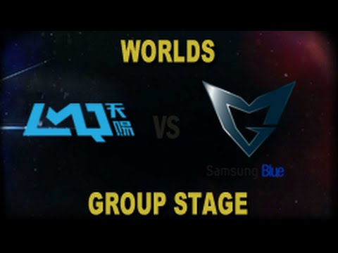 LMQ vs SSB - 2014 World Championship Groups C and D D4G2