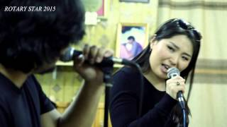 Need you now cover by Ankhbayar with Lili  /Rotary & Rotaract/