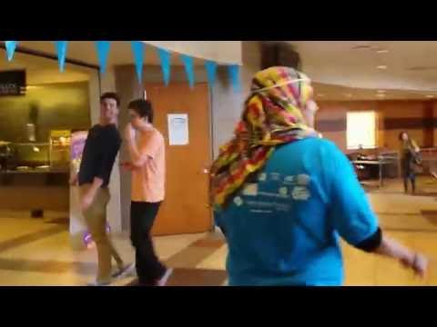 Light It Up Blue: Autism Awareness at Oakland Community College, Auburn Hills