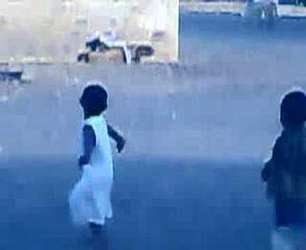 الطفل السوداني العجيب