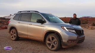 2019 Honda Passport: First Drive — Cars.com
