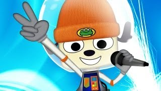 PLAYSTATION ALL-STARS BATTLE ROYALE Parappa Trailer