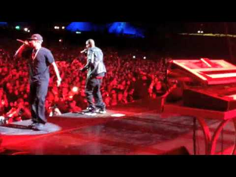 DJ Franzen on stage with Jay-Z @ Cochella April 16, 2010 Music Videos