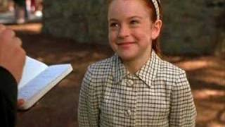 Lindsay Lohan - The Parent Trap