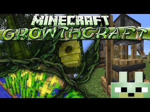 Minecraft Mods - GrowthCraft 1.6.4 Review and Installation Tutorial - BREW. GROW. FARM. ETC!