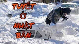 Tuyết Rơi , Cảm Nhận Và Nghịch Tuyết Ở Nhật Bản NHẬN CÁI KẾT ĐẮNG | Lee Xuân Tùng