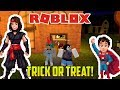 Roblox: TRICK OR TREAT TOWN!