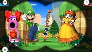 Mario Party 9 ☺ Step It Up #16 Luigi vs Daisy vs Birdo 💓 Fun Games for kids 💓 Tuaone