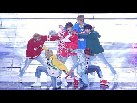 170924 방탄소년단 (BTS) 'DNA' 4K 직캠 @대전 SF 뮤직 페스티벌 4K Fancam by -wA-
