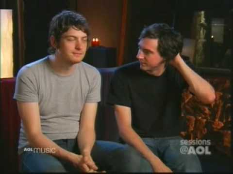 Snow Patrol - Interview Part II @ AOL Sessions 2006.flv