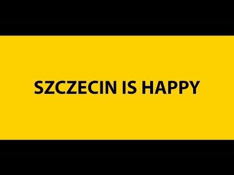 Pharrell Williams - Happy (SZCZECIN IS ALSO HAPPY)