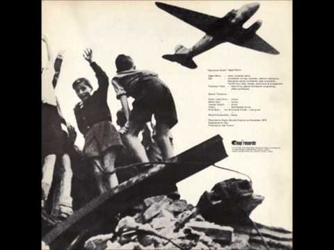 Morio Agata - Airplane (1980)