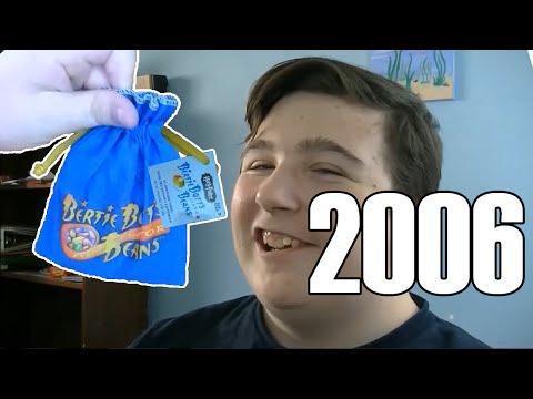 Bertie Bott's 2006 Blue 3 Oz. Bag Complete Review + Family Taste Test