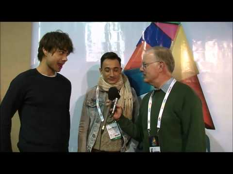 Malta Eurovision 2015: interview with Franklin and Alexander Rybak (composer)