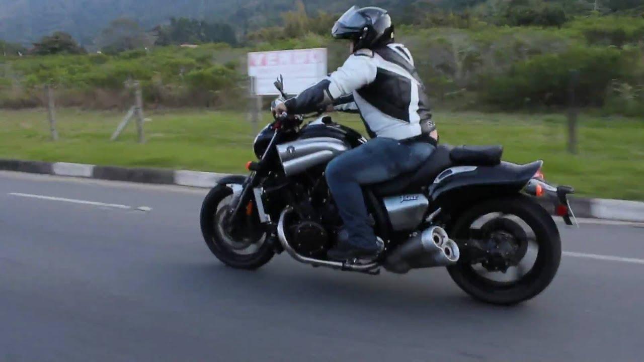 Yamaha Warrior Cc