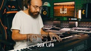 "Download Lagu ""IDGAF"" - Dua Lipa (Piano Cover) - Costantino Carrara Gratis STAFABAND"