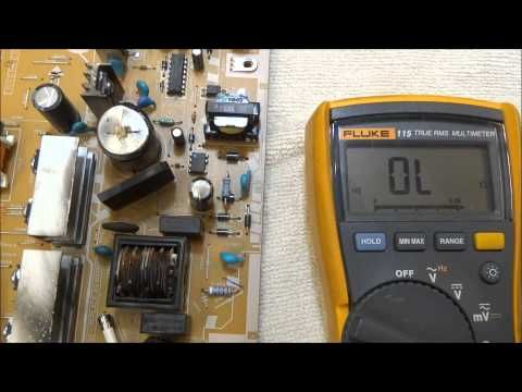 What To Look For After A Minor Power Surge Spike TV Repair Fix Plasma LCD LED DLP