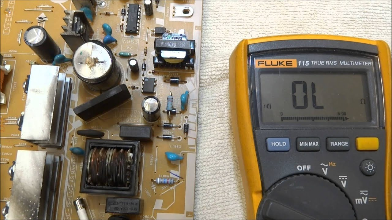 What To Look For After A Minor Power Surge Spike Tv Repair