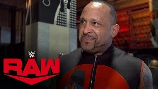 MVP reflects on his amazing weekend: Raw Exclusive, Jan. 27, 2020