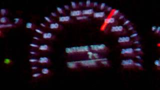 Toyota Camry 3.5,  Acceleration 0-200 km/h