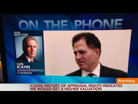 How Carl Icahn's Dell `Appraisal' Works