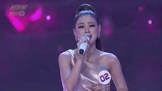 Thiên Hương vừa xinh vừa hát hay khiến Trấn Thành khen không ngớt|HTV GIỌNG CA BÍ ẨN|GCBA