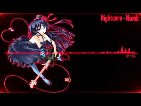 Nightcore - Numb [Acoustic]