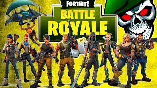 Fortnite Lets Play With 402Thunder, Live Best Game! Fortnite Battle Royale PS4 PRO pvp Solo Gameplay