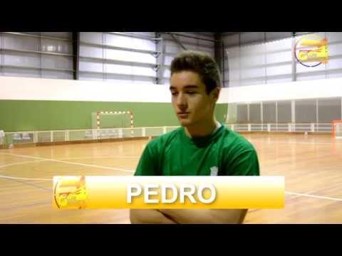 Treino Seleção Disitral Sub15 AP Porto