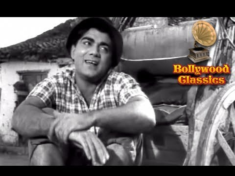 Mohammed Rafi Hit Song - Main Rikhsha Wala, Main Riksha Wala - Shankar Jaikishan - Chhoti Bahen