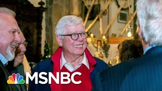 Fading NRA Panics Over Exposed Ties To Russia | Rachel Maddow | MSNBC