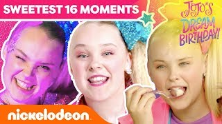 JoJo's SWEETEST 16 Moments!! 💖 | Nick