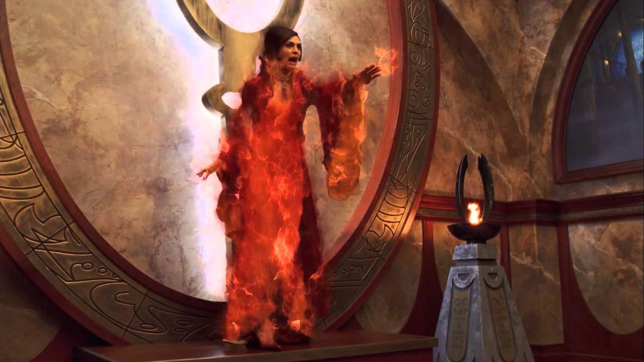 Stargate SG 1 The Priors learn the truth about the Ori