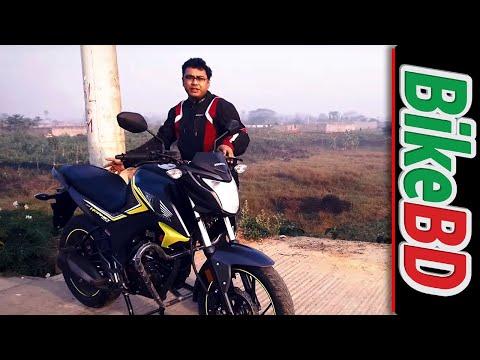 Honda Cb Hornet 160r First Impression Review By Team BikeBD, Bike Review In Bangla thumbnail