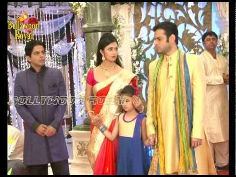 On Location Of Tv Serial 'yeh Hai Mohabattein' Shagun's Mehendi Ceremony  1 video