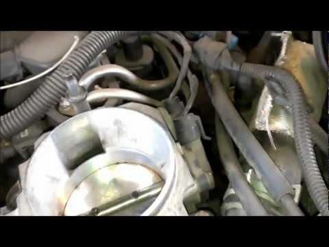 IAC valve repair bravada blazer jimmy sonoma s10 4.3l