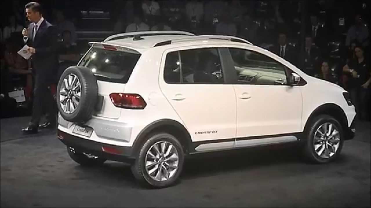 Novo Volkswagen CrossFox 2015 - YouTube