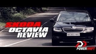 Skoda Octavia : Review : PowerDrift