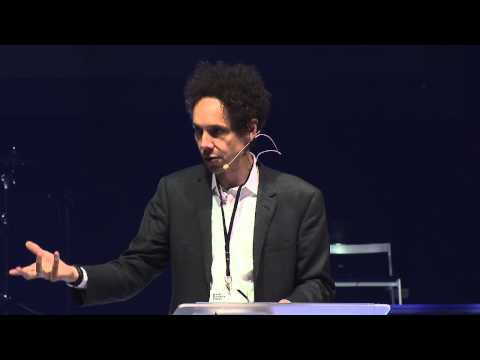 Nordic Business Forum 2013 - Malcolm Gladwell on Creativity
