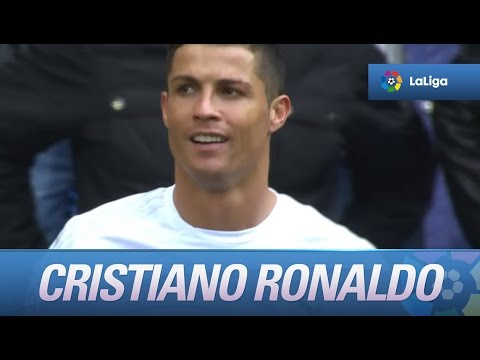 Golazo de Cristiano Ronaldo (2-0) en el Rel Madrid - Celta de Vigo