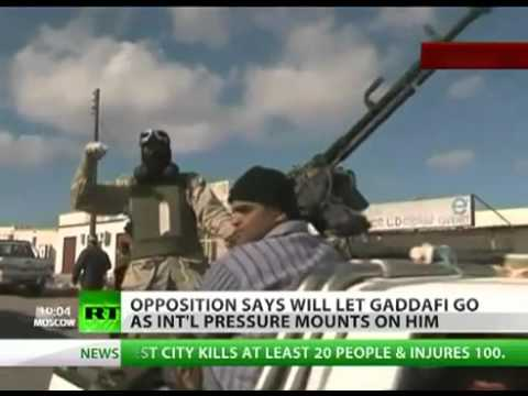- Media Lies About Libya and Gaddafi! (Removed from YouTube).