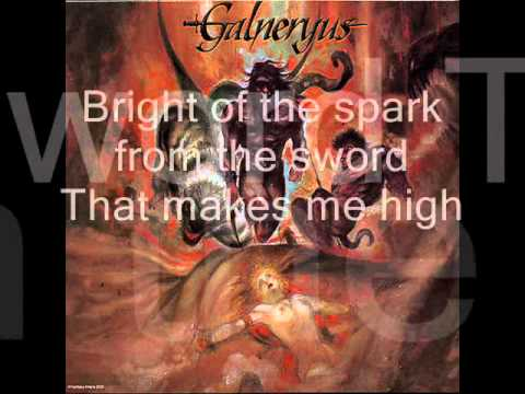 Galneryus - Holding The Broken Wings