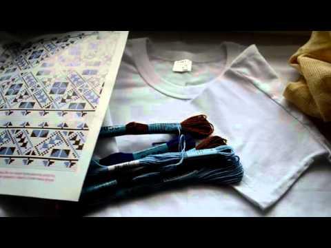 футболка- вышиванка для мальчика