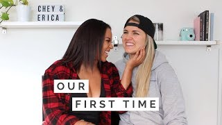 OUR FIRST TIME ... | LGBTQ