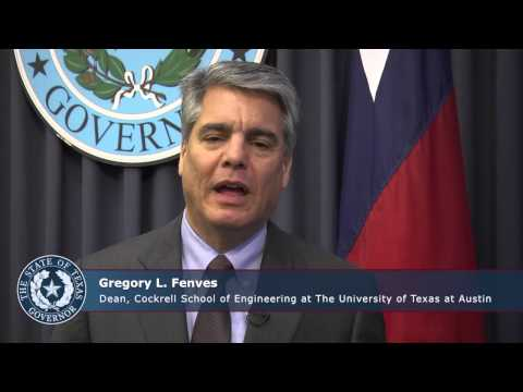 Gregory L. Fenves, Dean of Cockrell School of Engineering at The University of Texas at Austin