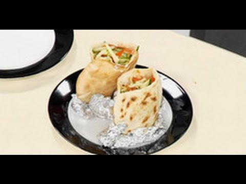 Шаурма (шаверма) домашняя от Ильи Лазерсона / Обед безбрачия / турецкая кухня