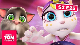 Talking Tom and Friends - Angela the Psychic | Season 2 Episode 25